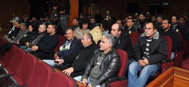 KTHY-CAS çalışanlarının gözü mecliste