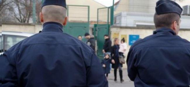 Fransada polise silahlı saldırı