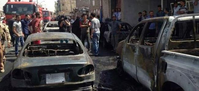 Bağdatta saldırı... 3 ölü, 12 yaralı