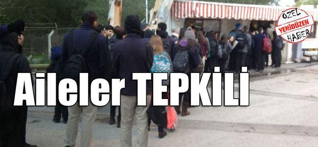 Kıbrıslı Türk öğrencilerin güneye geçişinde yoğunluk