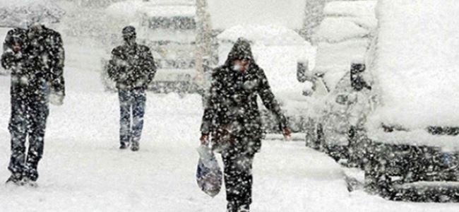Türkiye'de Sibirya soğukları
