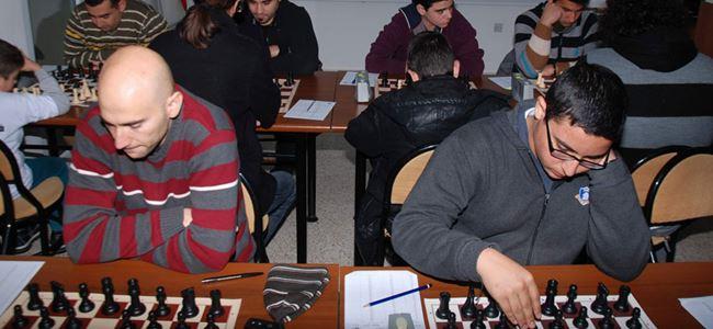 2. Piramit Satranç Turnuvası başladı