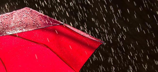 Yağışlı hava geliyor
