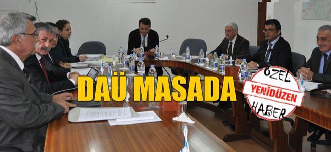 Özel Komite,'DAÜ' için toplandı