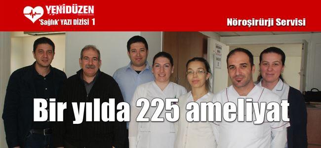 Sağlık YAZI DİZİSİ-1