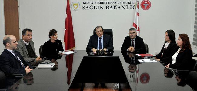 """""""Kanser Kayıt ve Tarama Projesi"""" tanıtıldı"""