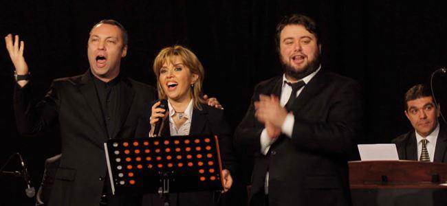 Ankara Devlet Opera ve Bale sanatçılarından unutulmaz konser