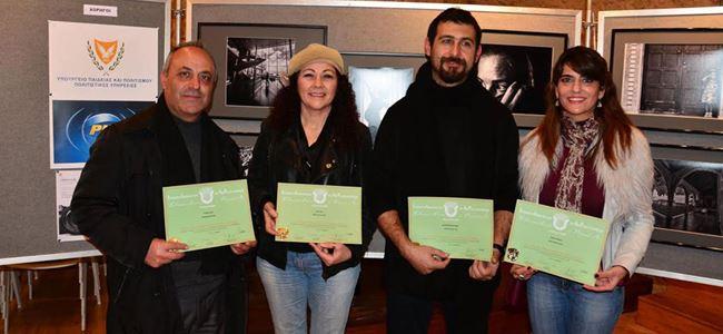 Kıbrıslı Türk fotoğrafçıların Güney Kıbrıs'taki başarısı