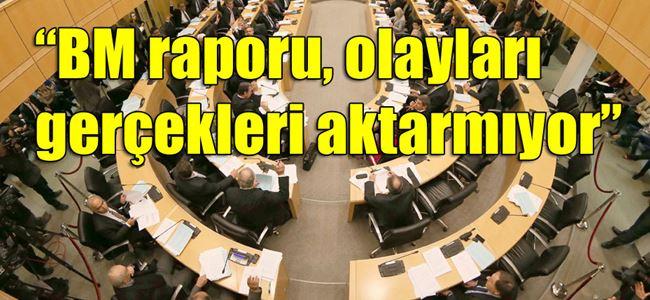 Kıbrıslı Rum siyasilerden Barış Gücü raporuna tepki