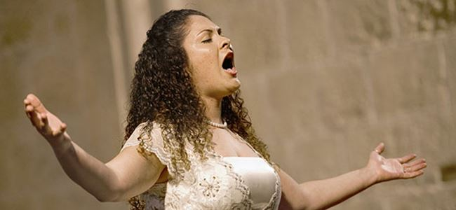 Opera sanatçısı Laden İnce'den konser