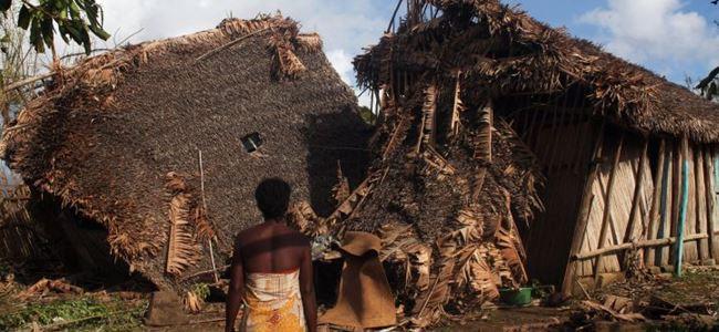 Chedza fırtınası 84 bin kişiyi evsiz bıraktı