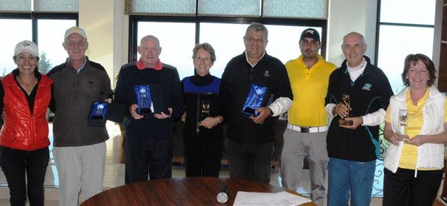 Golfta Federasyon Kupası yapıldı