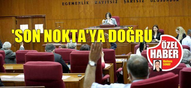 'Siyasal Partiler Yasası'nda sona doğru…