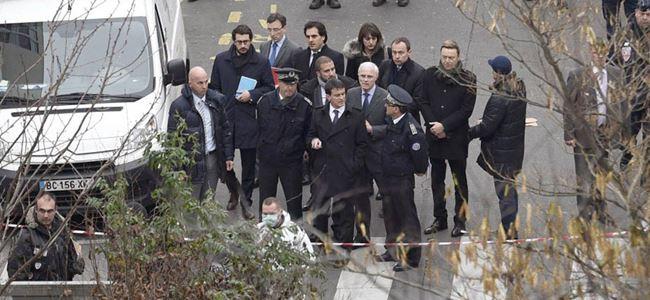 Paristeki terör saldırısına 4 tutuklama
