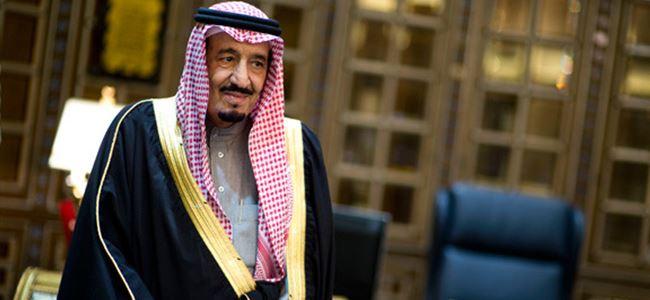 Suudi Arabistanın yeni Kralı Selman