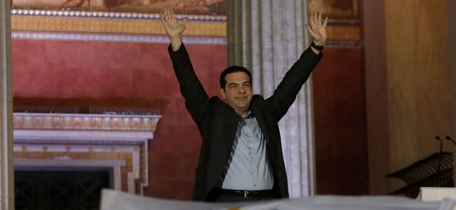 Yunanistanda SOL UMUT
