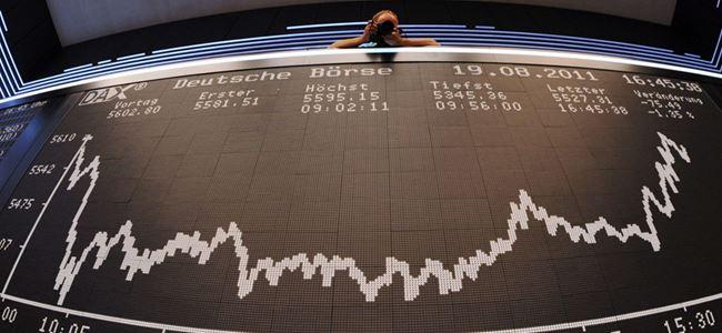 Euroda düşüş