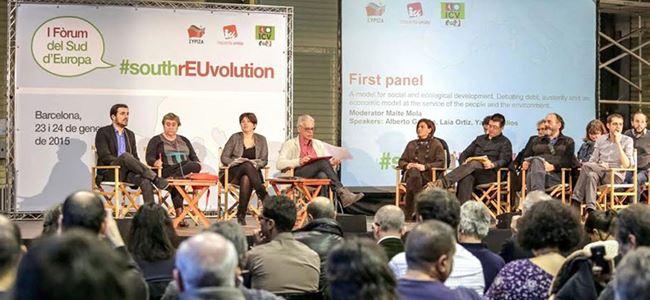 YKP, 1. Avrupa Güneyi Forumuna katıldı