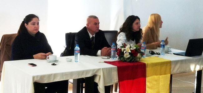 Uyuşturucu ile Mücadele Komisyonu eğitim çalışmalarını sürdürüyor
