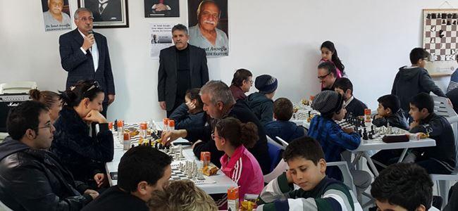 Girne Satranç Turnuvası başladı