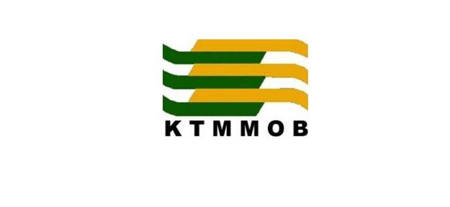 KTMMOB, müteahhitlerin eylemine destek belirtti