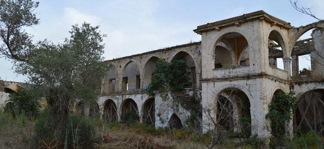 Agıos Panteleİ Monas Manastırı için ihaleye çıkılıyor