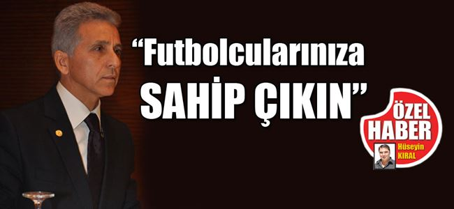 Türkiye Amatör ligin başı Ali Düşmez vurguladı