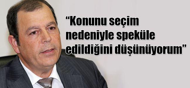 Bakan Gülle Cengiz Topel ile ilgili konuştu