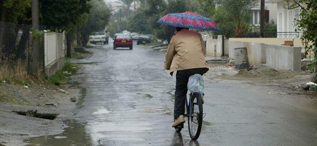 En çok yağış  Zaferburnu'na