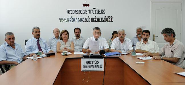 Lefke, Cengiz Topel için eylem yaptı