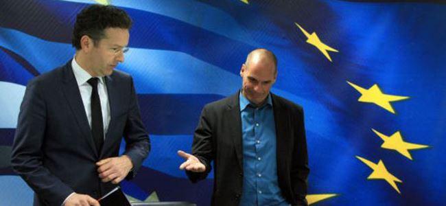 Yunanistan:Troyka ile masaya oturmayacağız