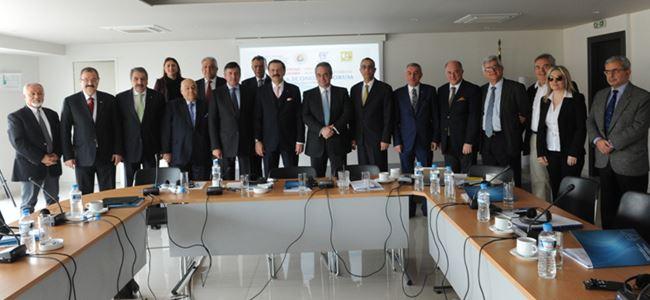"""""""Lefkoşa Ekonomik Forumu"""" Atinada toplandı"""