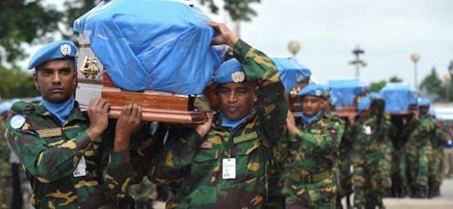 6 BM Barış Gücü askeri trafik kazasında öldü