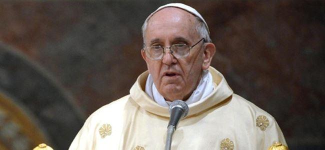 Hristiyanlar arasındaki savaş skandaldır