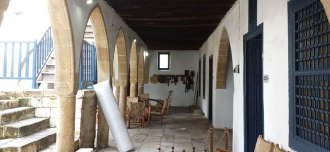 Derviş Paşa Konağı restore ediliyor