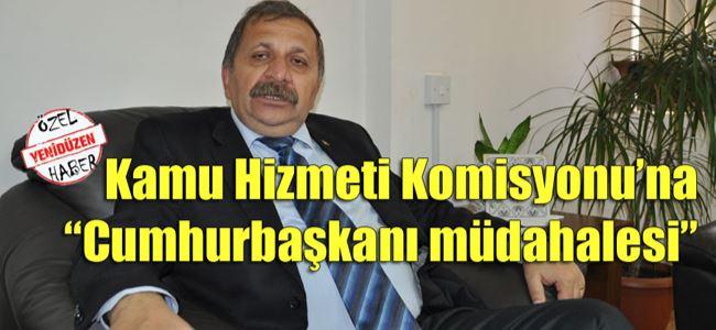 Kıbrıs Türk Amme Memurlar Sendikası öfkeli