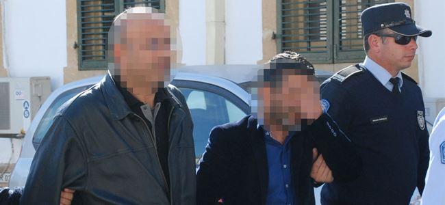 'Villa'da 37 sığınmacı, 2 tutuklu