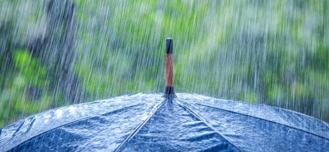 Yeşilırmaka 10 kg yağış