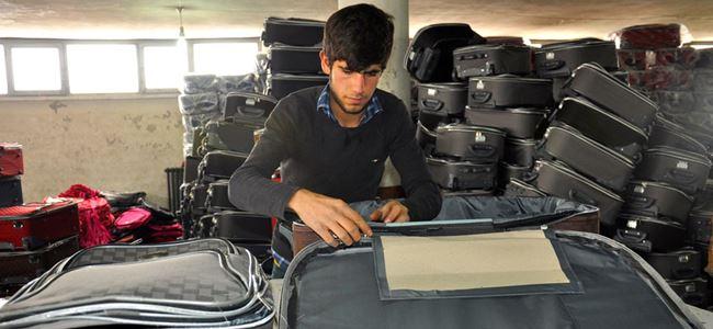 Muştan Kıbrısa çanta ihracatı yapılacak