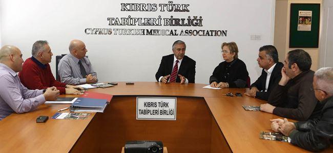 """""""Kıbrıslı Türkler, kendi kurumlarının sahibi olabilmeli"""""""