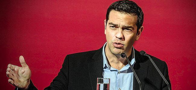 Tsipras Hükümeti güvenoyu aldı