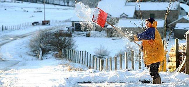 Kar nedeniyle olağanüstü hal ilan edildi