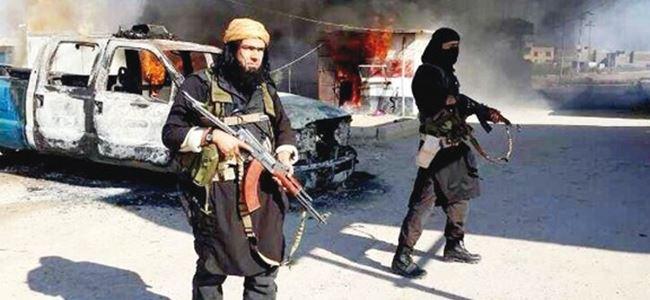 IŞİD, 5 subayı kurşuna dizdi
