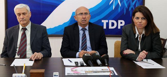 TDP İngiltere ziyaretini değerlendirdi