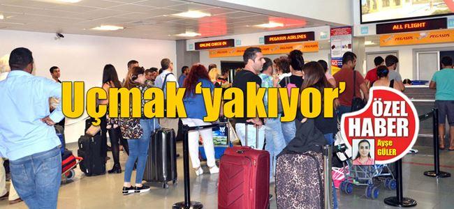 Şubat tatili, uçak bileti fiyatlarını uçurdu