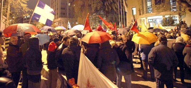 Güney Kıbrıs'tan Yunanistan'a destek