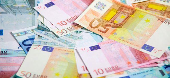 Yine sahte Euro!