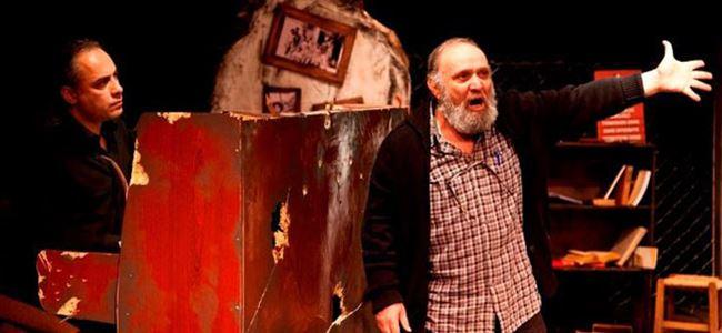 Lefkoşa Belediye Tiyatrosu Mağusada sahnede
