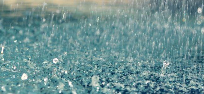 24 saatte metrekareye 80.3 kg yağış