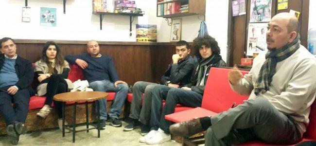Federal Kıbrıs İnisiyatifi Mağusalılarla buluştu